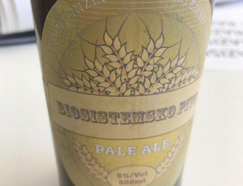 Vzdrževanje optimalnih temperaturnih pogojev med fermentacijo pivine s pomočjo varilne komore