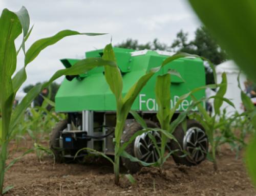 Ali bodo kmetijski roboti izpodrinili delo ljudi?