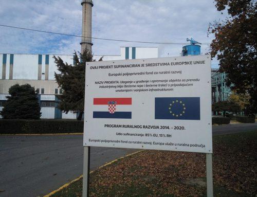 Strokovna ekskurzija na Hrvaško