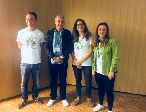Predavanje za IAAS Slovenija