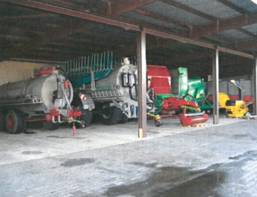 Priprava kmetijskih strojev na zimsko sezono