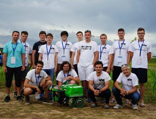 1. mesto za našega robota na FRE2019 v disciplini Freestyle