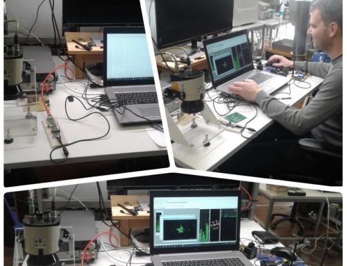 """PKP projekt: """"Načrtovanje in izdelava RTK GPS navigacijskega sistema namenjenega za uporabo v trajnih nasadih"""""""
