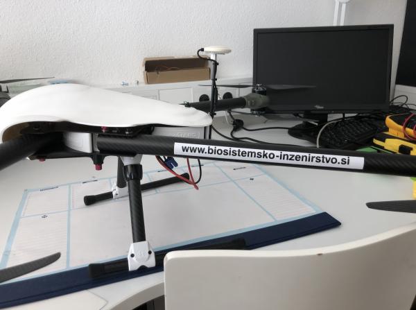 dron biosistemsko inženirstvo