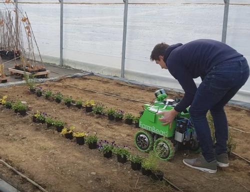 """ŠIPK projekt: """" Sistem za pametni nanos fitofarmacevtskih sredstev"""""""